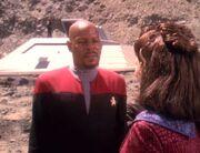 Sisko und Kilana