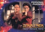 Star Trek Deep Space Nine - Season One Card062