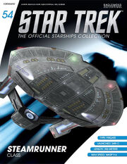 Star Trek Official Starships Collection Issue 54