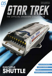 Star Trek Official Starships Collection Shuttle Issue 05