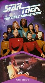 TNG 091 US VHS