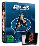 TNG S5 Blu-ray (German steelbook)