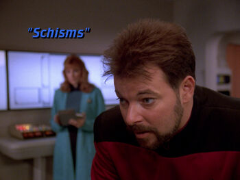 Schisms title card