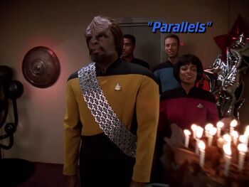 Parallels title card