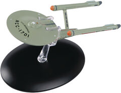 Eaglemoss 50 USS Enterprise