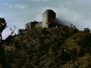 Festung auf Organia