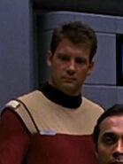 Männliches Besatzungsmitglied der Enterprise-A 3
