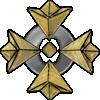 Rangabzeichen Vice Admiral 2280er bis 2350er