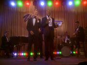 Sisko und Vic singen