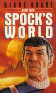 Spock's World Pan paperback cover