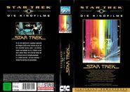 Star Trek Der Film (Widescreen - VHS Cover-Art)