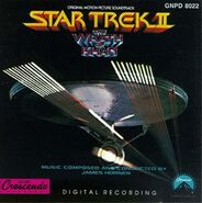 Star Trek II Soundtrack