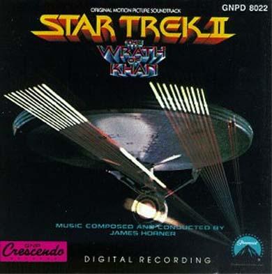 Star Trek II Soundtrack