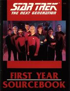 Star Trek The Next Generation First Year Sourcebook