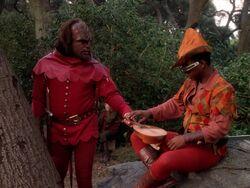 Worf Geordi Mandolin