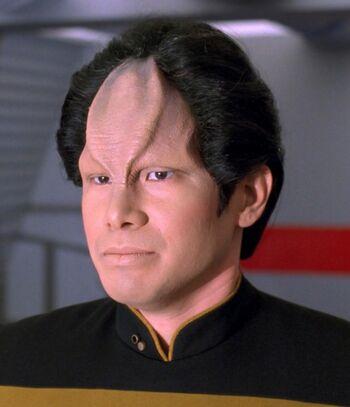 ...as Lieutenant j.g. Daniel Kwan