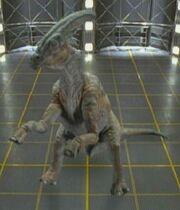 Hadrosaur
