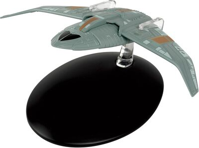 Raumschiffsammlung 83 Bajoranisches Angriffsschiff