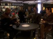 Sisko stellt Dukat auf die Probe