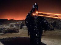 Skin of Evil - próby zabicia Armusa