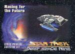 Star Trek Deep Space Nine - Series Premiere Card 30