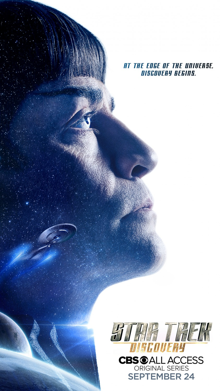 FileStar Trek Discovery Season 1 Sarek Poster 2