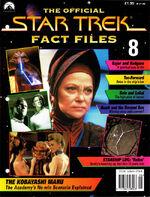 Star Trek Fact Files Part 8 cover