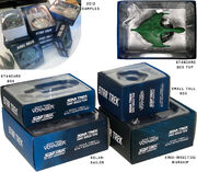 Star Trek Official Starships Collection packaging