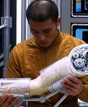 Starfleet utility uniform, 2379