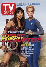 TV Guide cover, 1999-04-10