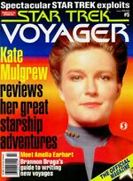 VOY Official Magazine issue 5 cover