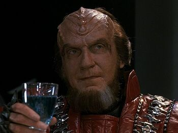 Chancellor Gorkon