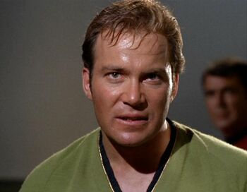 "The mirror Kirk on the <a href=""/wiki/USS_Enterprise_(NCC-1701)"" title=""USS Enterprise (NCC-1701)"">USS <i>Enterprise</i></a>."