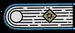 Nazi 1st lt epaulet