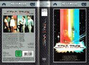 Star Trek Der Film (Hollywood Collection - VHS Cover)
