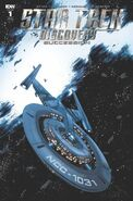 Star Trek Discovery - Succession, issue 1 RIB