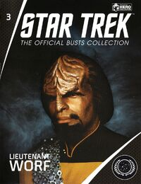 Star Trek Official Busts Collection issue 3
