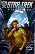 Star Trek Ongoing, issue 21 Hastings cover