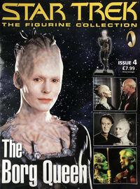 Star Trek The Figurine Collection issue 4