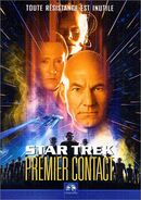 Star trek premier contact (DVD 2000)