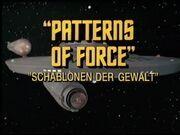 TOS 2x23 Vorspann Titel (VHS)