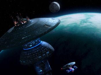 Lya Station Alpha