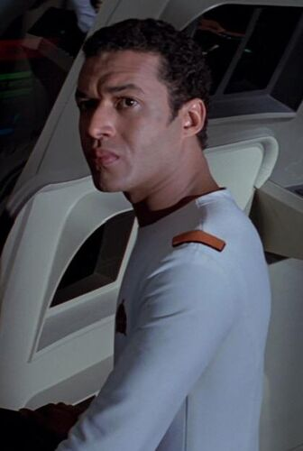 ...as an <i>Enterprise</i> crewmember.