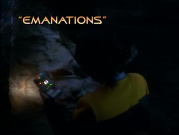 Emanations title card
