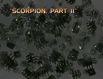 Scorpion, Part II title card