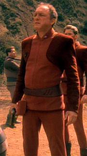 Colonel Lenaris Holem
