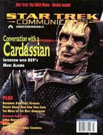 Communicator issue 111 cover