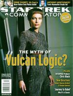 Communicator issue 143 cover