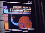 Grafik - Entstehung des Wasserplaneten