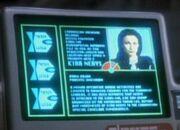 Kiras intelligence file
